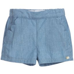 chambray-scallop-shorts