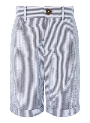 blue-seersucker-shorts