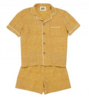 boys-yellow-short-pyjamas