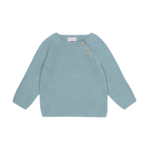 green-knit-baby-jumper