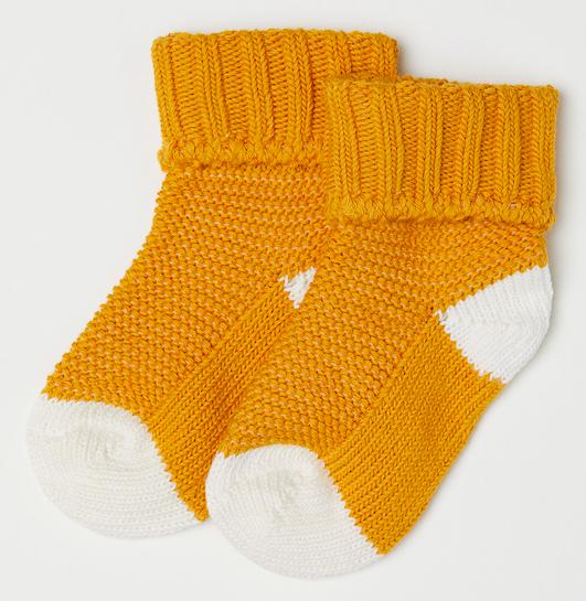 baby-knit-socks