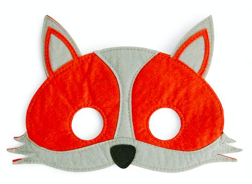 fox-mask