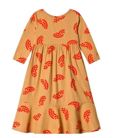girls-printed-dress