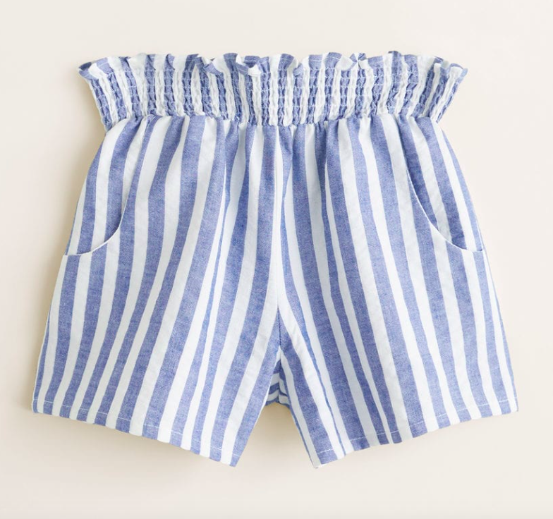 blue-stripe-shorts