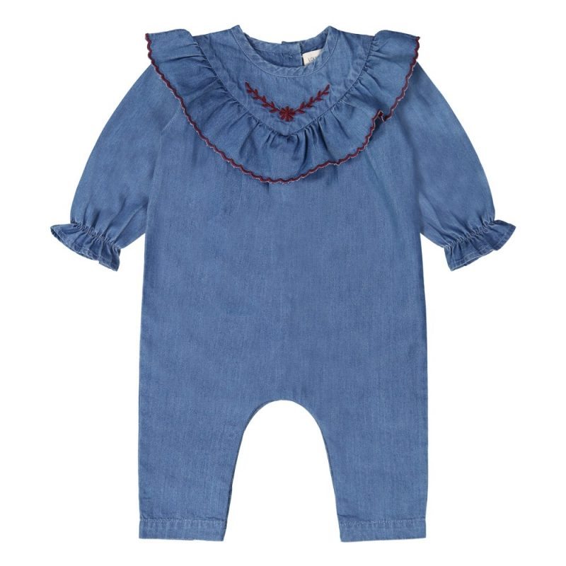 embroidered-chambray-romper