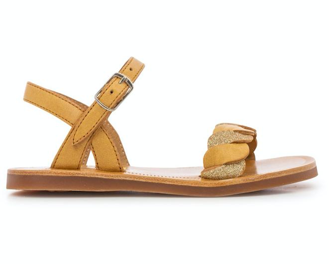 girls-camel-twist-sandals
