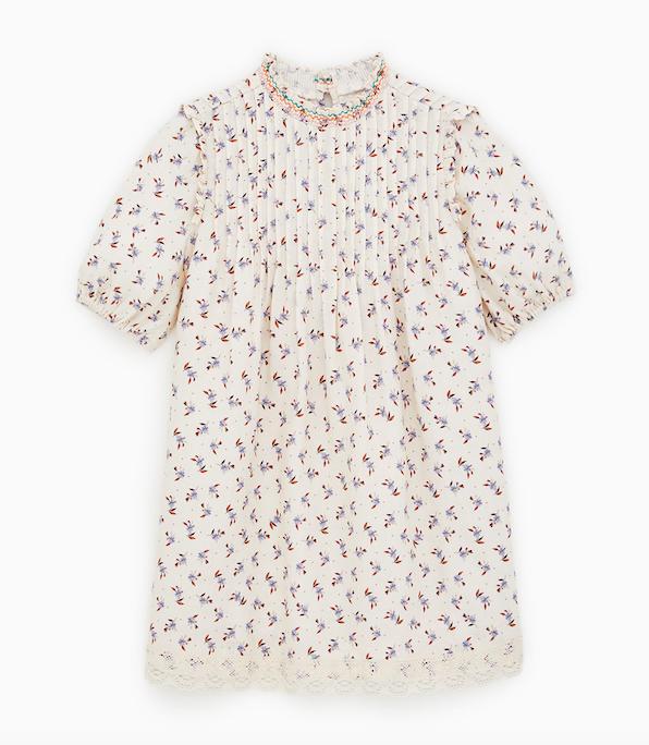girls-floral-print-linen-dress