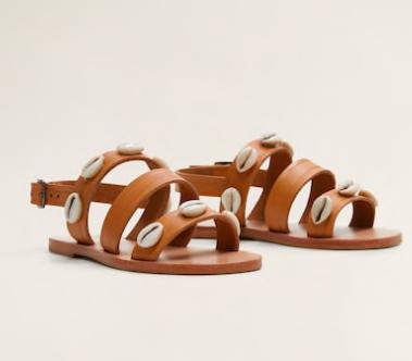 girls-shell-sandals