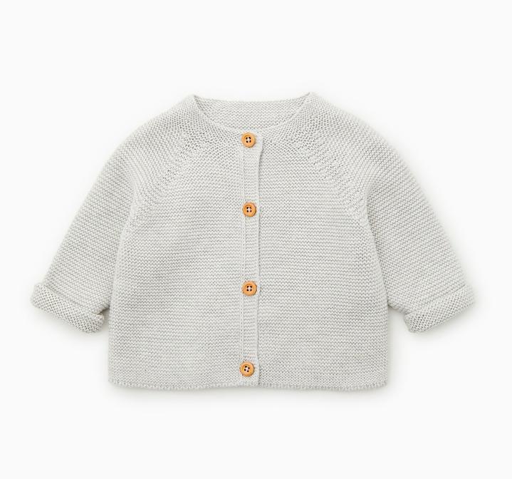 grey-knit-cardigan
