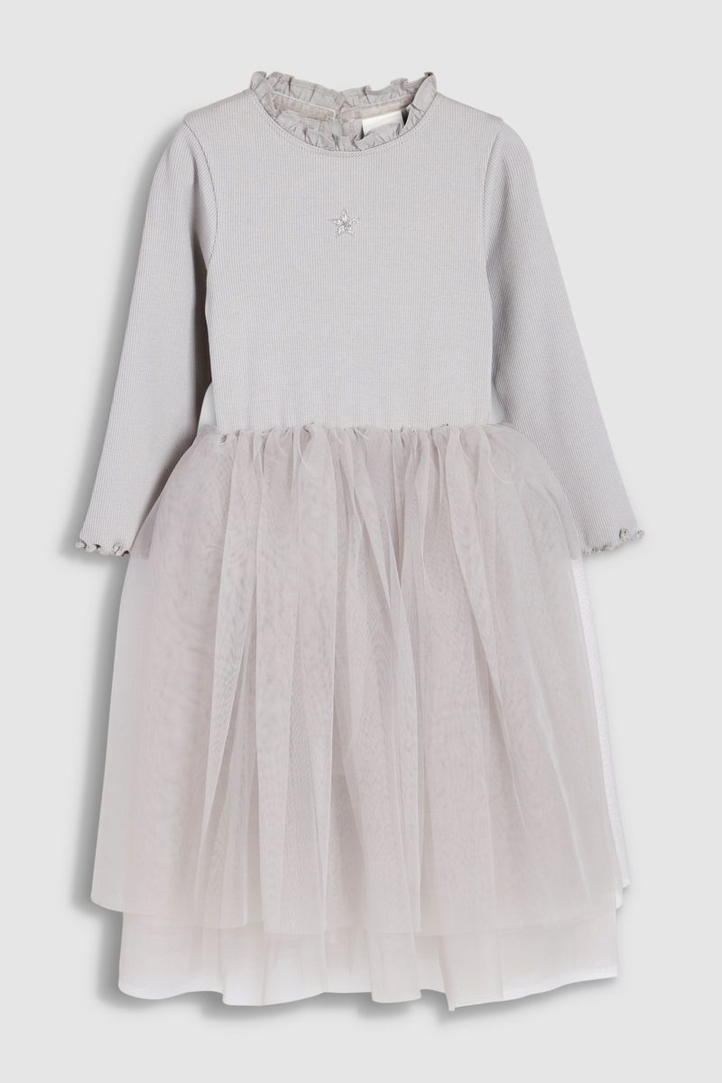 grey-tulle-dress