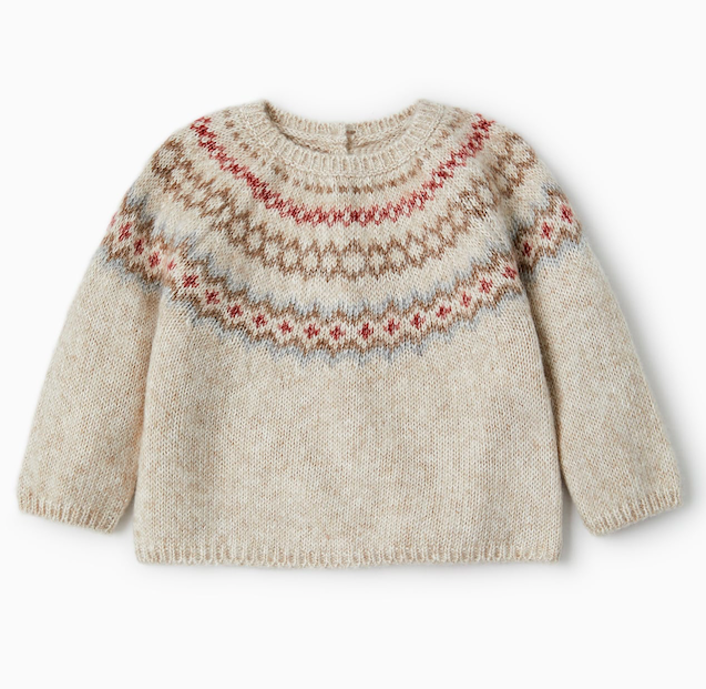 jacquard-baby-sweater