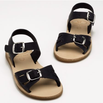 kids-navy-leather-sandals
