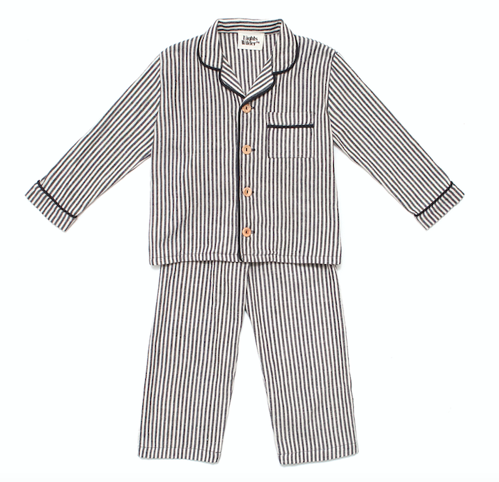 kids-striped-pyjamas