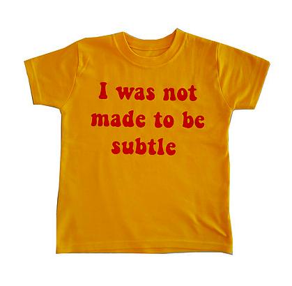 mustard-kids-slogan-t-shirt