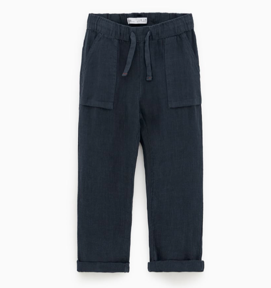 navy-linen-jogging-trousers