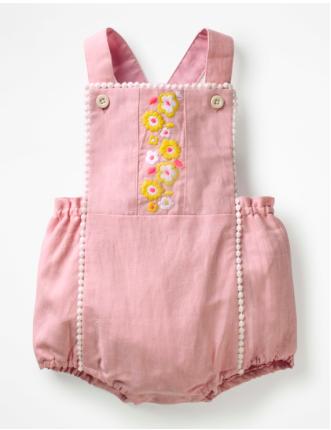 pink-floral-romper