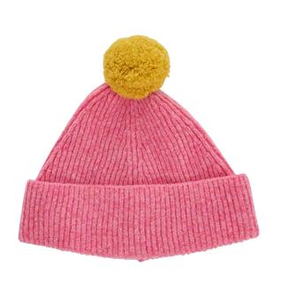 pink-kids-bobble-hat