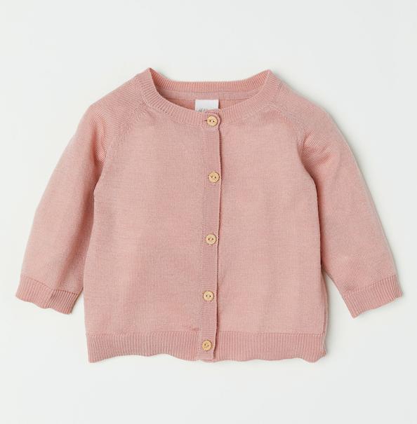 pink-merino-wool-cardigan