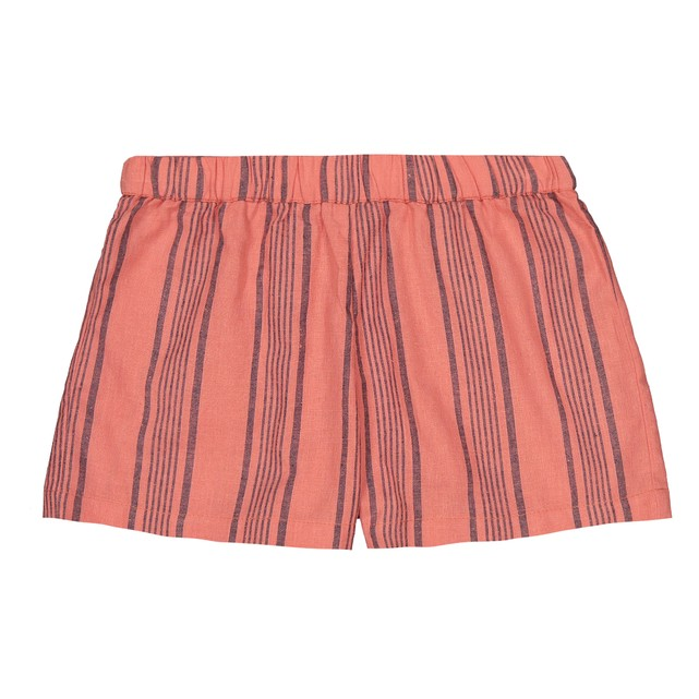 pink-striped-shorts