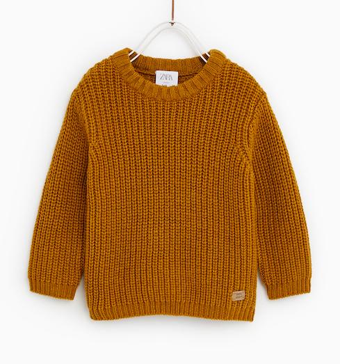 ochre-knit-sweater