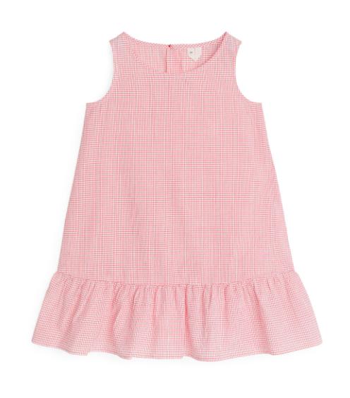 seersucker-frill-dress