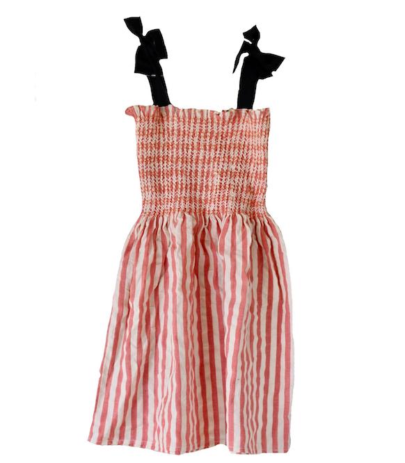 seersucker-shirred-bow-dress