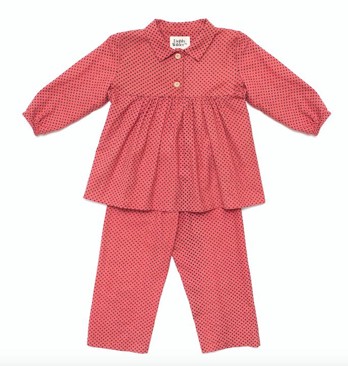 star-print-pyjamas