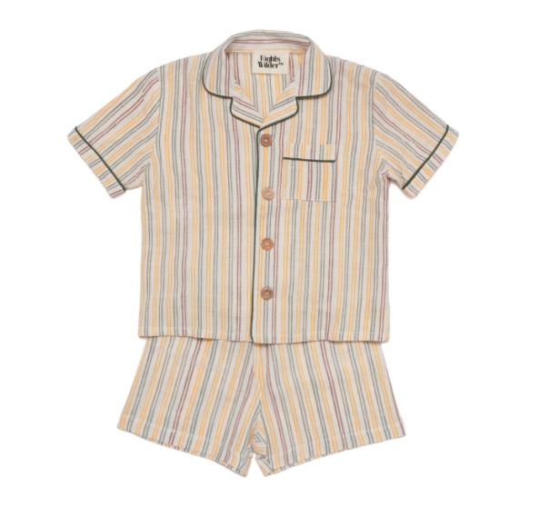 striped-short-pyjamas