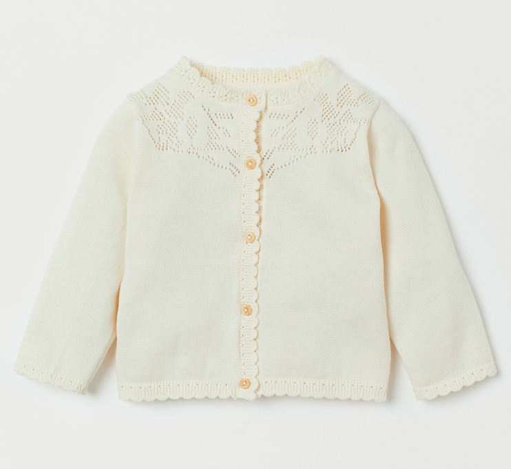 white-fine-knit-baby-cardigan
