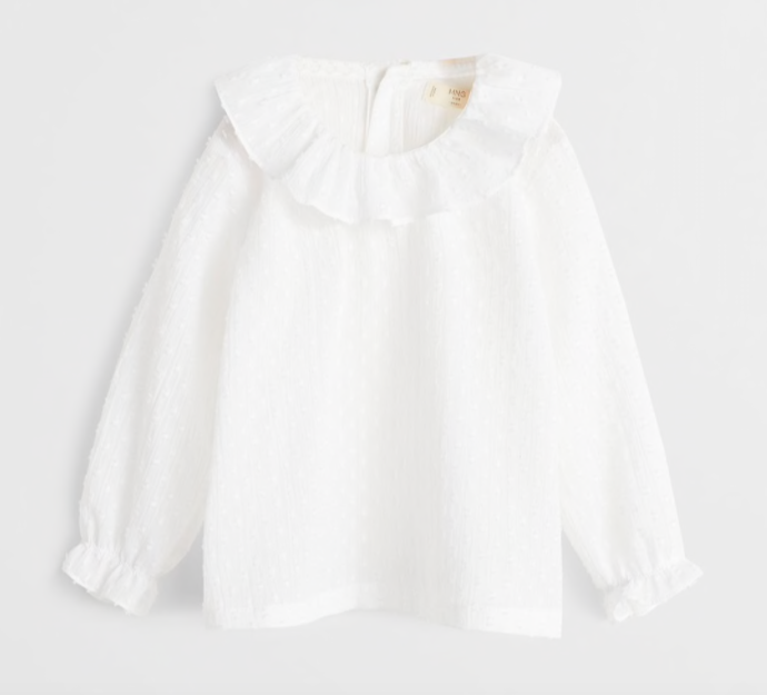 white-ruffle-collar-blouse