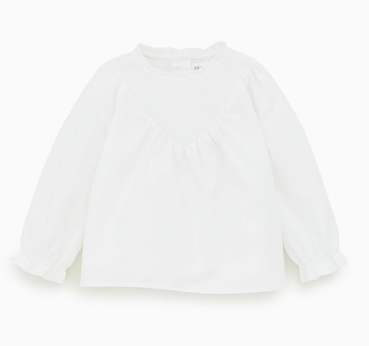 white-smocked-shirt