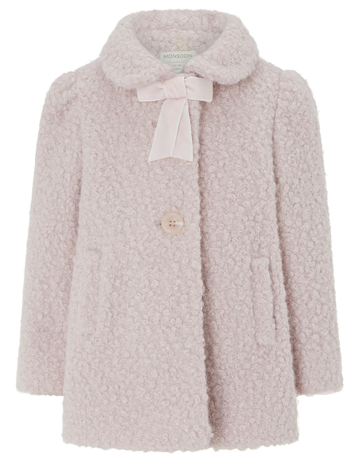baby-girl-pink-boucle-coat