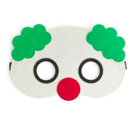 clown-mask