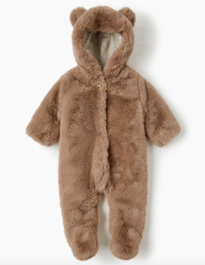 fuzzy-baby-snowsuit-with-ears