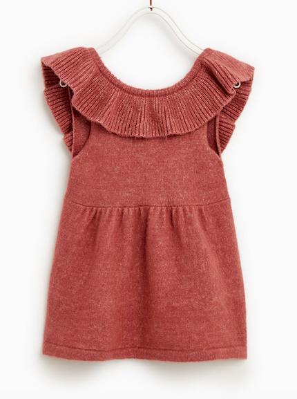 girls-pink-ruffle-dress