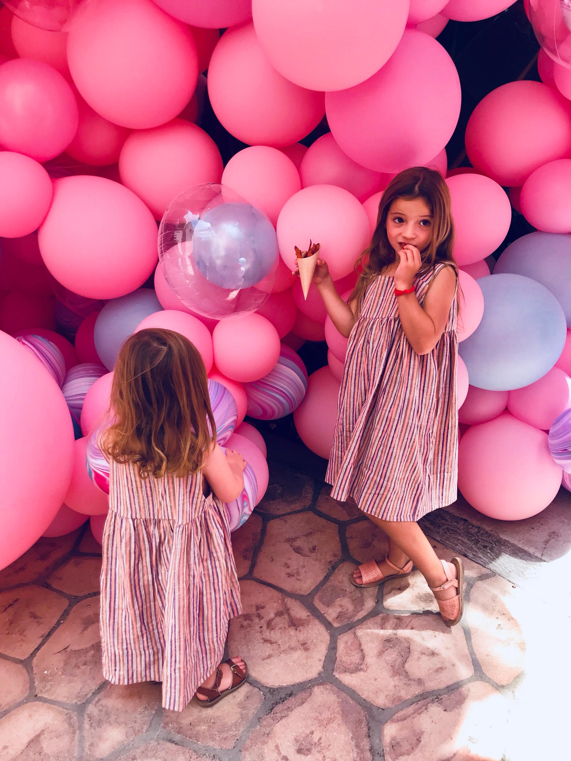 girls-striped-dresses