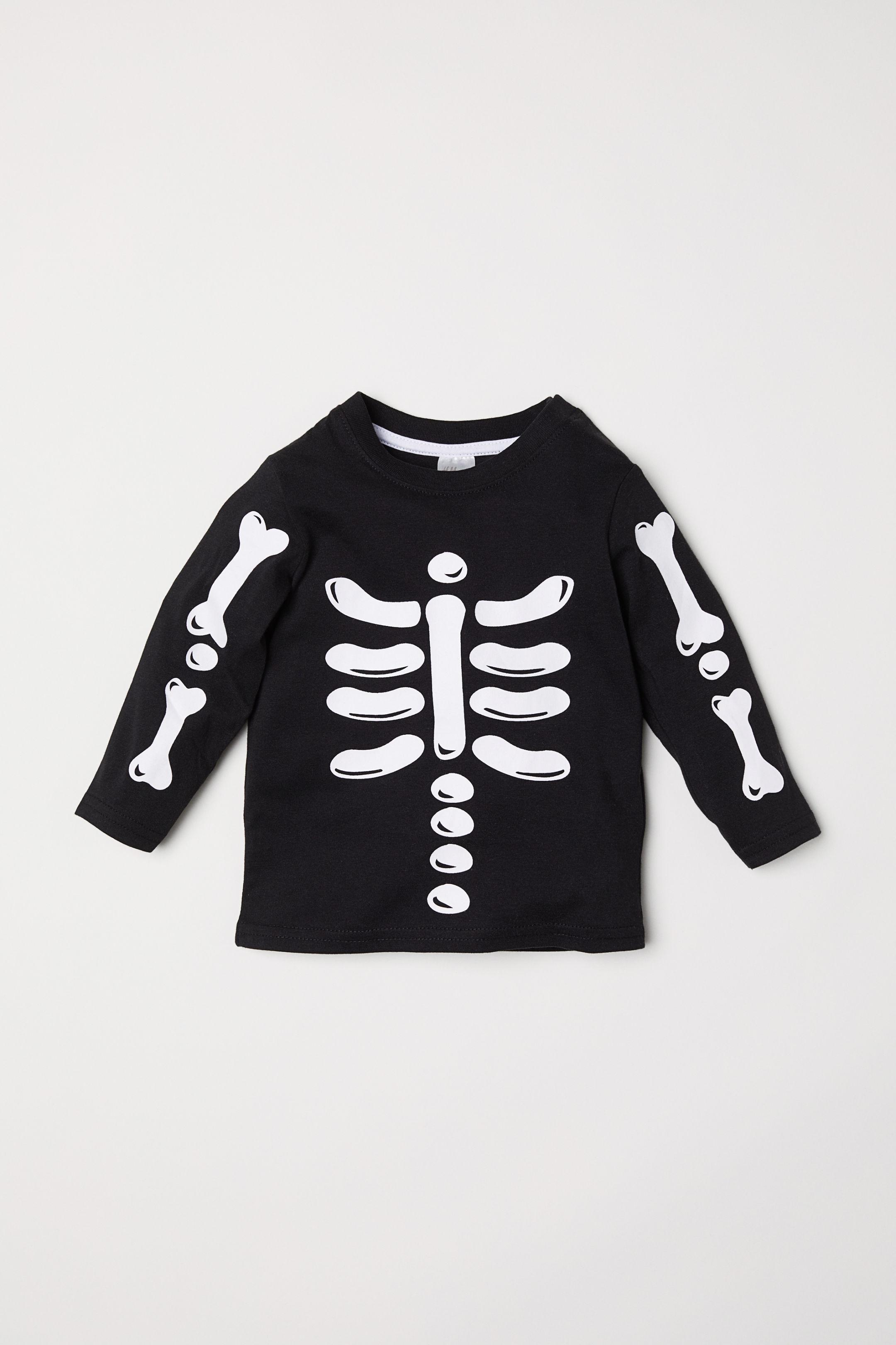 skeleton-baby-top