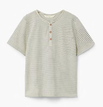 boys-striped-henley t-shirt