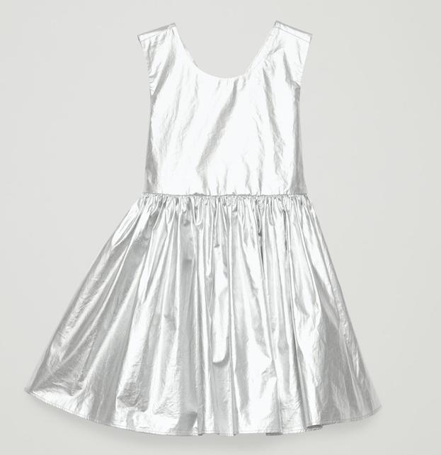 girls-metallic-party-dress