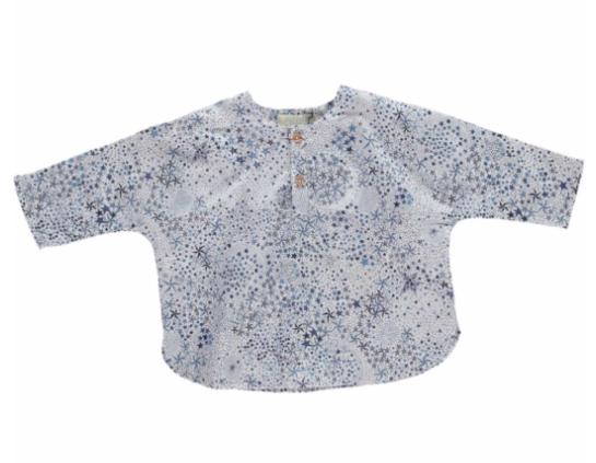 star-print-shirt