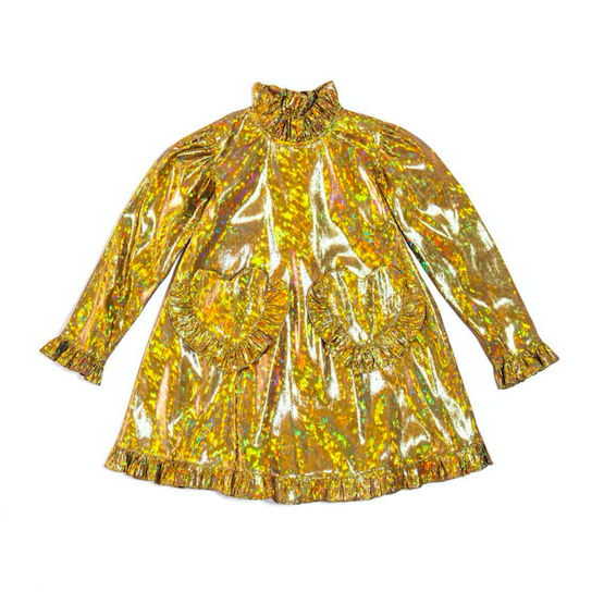 holographic-gold-dress