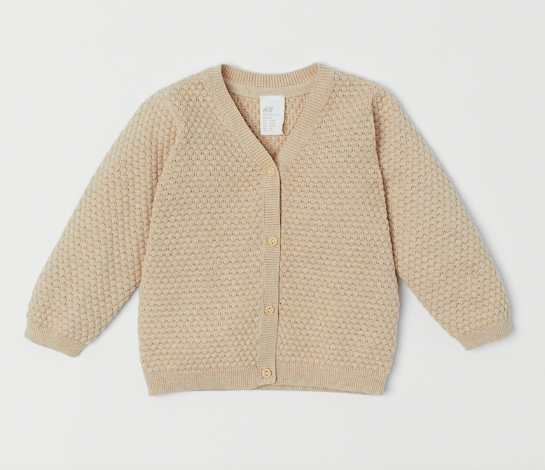 textured-knit-kids-cardigan