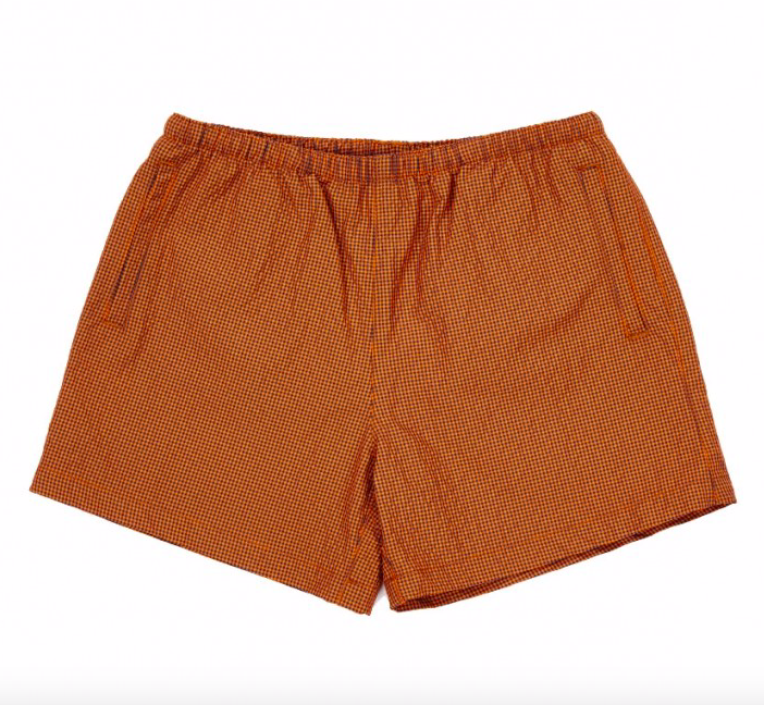 burnt-orange-swim-shorts