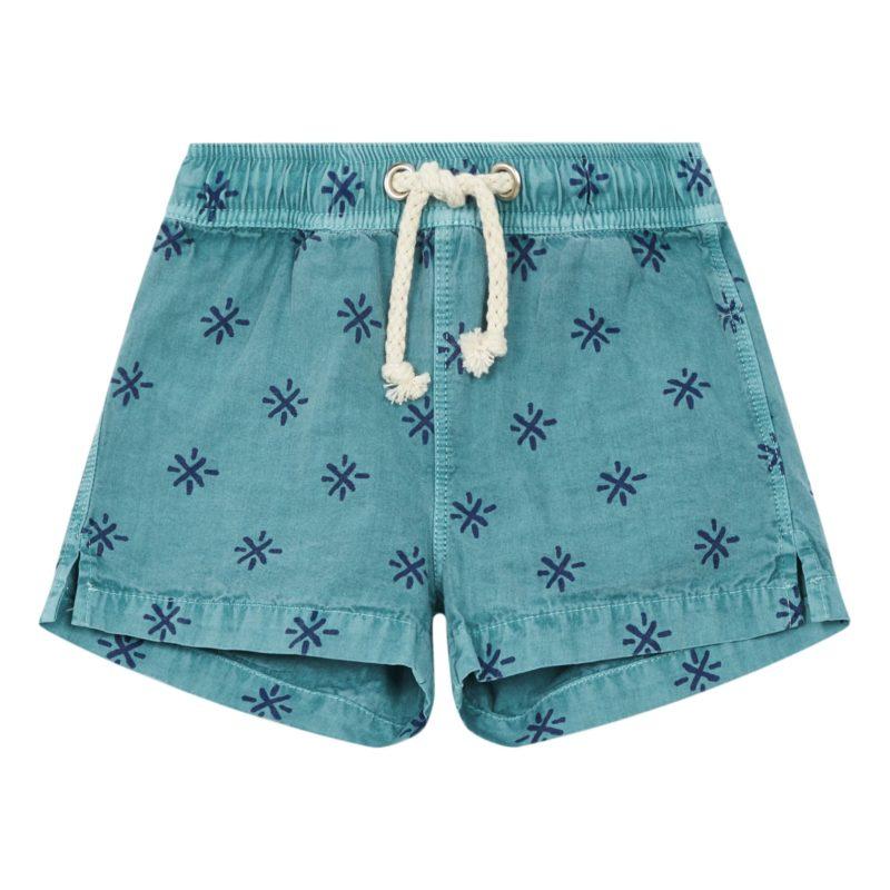 faded-print-swim-shorts