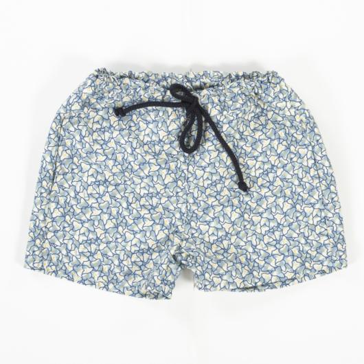 liberty-print-swim-shorts