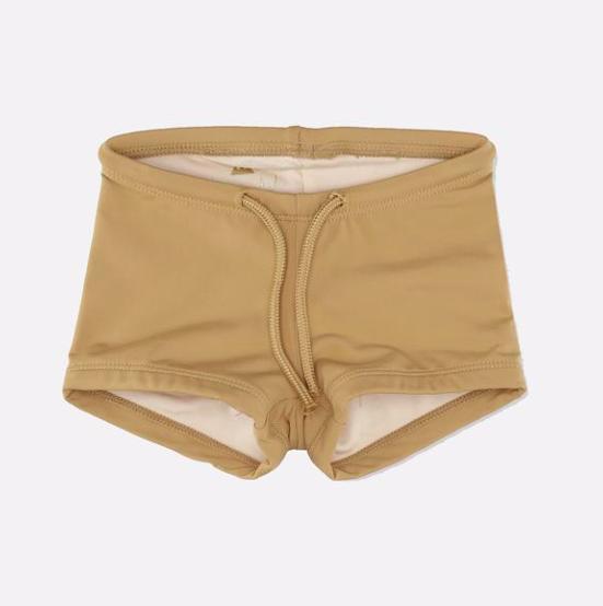mustard-swim-shorts