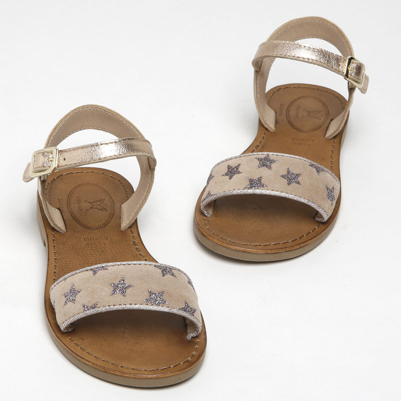 girls-star-sandals
