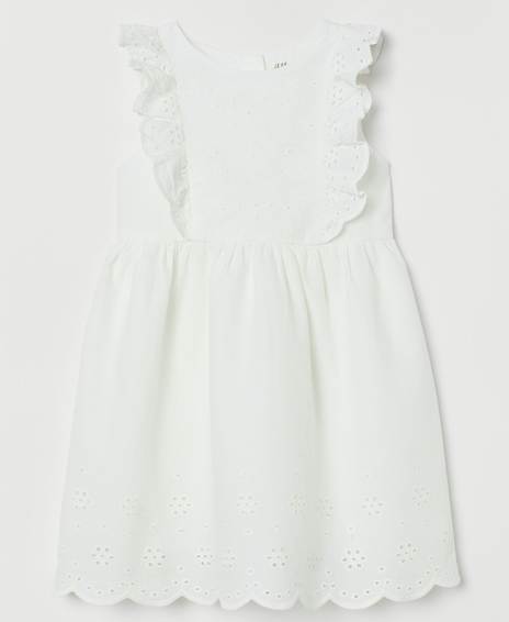 white-broderie-anglaise-dress