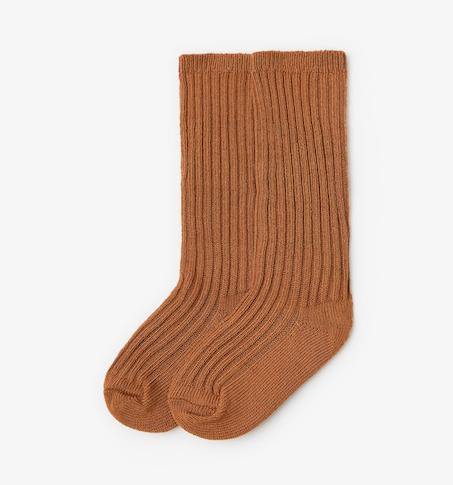 brick-knit-socks