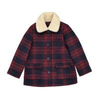 girls-check-fur-trim-coat